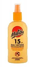 Parfumuri și produse cosmetice Loțiune spray de protecție solară pentru corp - Malibu Daily Defense SPF15