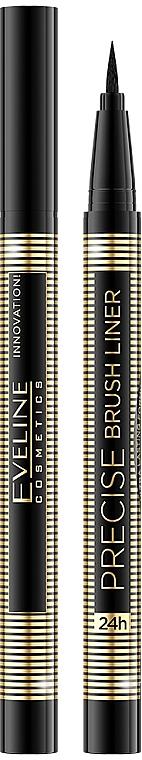 Tuș-Stick pentru ochi - Eveline Cosmetics Precise Eye Liner Brush