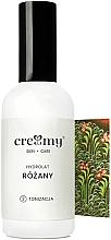 Духи, Парфюмерия, косметика Гидролат розы - Creamy Skin Care Rose Hydrolat