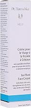 "Parfumuri și produse cosmetice Cremă de față ""Crystal Grass"" - Dr. Hauschka Med Gesichtscreme Mittagsblume"