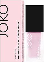 Parfumuri și produse cosmetice Primer pentru față - Joko Brightening & Mattifying Primer