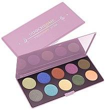 Parfumuri și produse cosmetice Paletă de farduri pentru pleoape - Neve Cosmetics Duochrome Eyeshadow Palette
