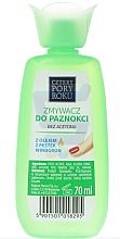 """Parfumuri și produse cosmetice Soluție pentru înlăturarea ojei """"Struguri"""" - Pharma CF Cztery Pory Roku"""