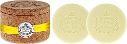 Parfumuri și produse cosmetice Săpun natural - Essencias De Portugal Tradition Jewel-Keeper Lemon