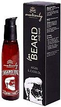 """Parfumuri și produse cosmetice Ulei pentru barbă """"Argan și jojoba"""" - One&Only Cosmetics For Beard&Hair Argan&Jojoba Beard Oil"""