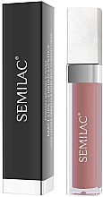 Parfumuri și produse cosmetice Ruj lichid mat - Semilac Liquid Matte Lipstick
