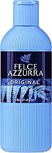 Parfumuri și produse cosmetice Gel de duș - Felce Azzurra Original Shower Gel (mini)