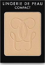 Parfumuri și produse cosmetice Pudră de față - Guerlain Lingerie de Peau Compact Mat Alive(rezervă)