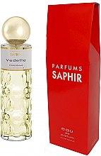 Parfumuri și produse cosmetice Saphir Parfums Vedette - Apă de parfum