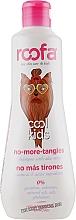Parfumuri și produse cosmetice Șampon cu aloe vera - Roofa Cool Kids No More Tangles Shampoo