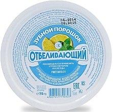Parfumuri și produse cosmetice Praf de dinți cu efect de albire - FitoKosmetik