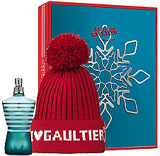 Parfumuri și produse cosmetice Jean Paul Gaultier Le Male - Set (edt/125ml + hat)