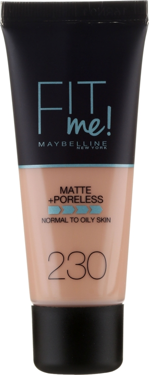 Fond de ten - Maybelline Fit Me Matte Poreless Foundation