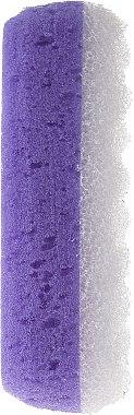 Burete de baie, alb-violet, 6019 - Donegal — Imagine N1