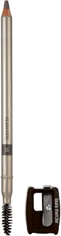 Creion cu perie pentru sprâncene - Laura Mercier Eye Brow Pencil — Imagine N1