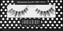 Parfumuri și produse cosmetice Gene false El 21 - Lord & Berry Glamour Lash Collection