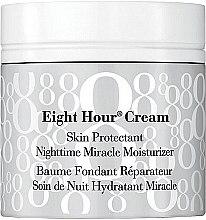 Parfumuri și produse cosmetice Cremă de față - Elizabeth Arden Eight-Hour Cream Skin Protectant Nighttime Miracle Moisturizer