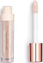 Parfumuri și produse cosmetice Primer pentru pleoape - Makeup Revolution Prime & Lock Eye Primer