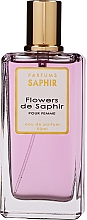 Parfumuri și produse cosmetice Saphir Parfums Flowers de Saphir - Apă de parfum