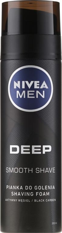 Spumă de ras - Nivea Deep Shaving Foam — Imagine N1