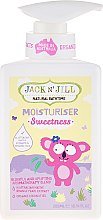 Parfumuri și produse cosmetice Loțiune de corp - Jack N' Jill Sweetness Moisturiser