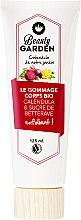 Parfumuri și produse cosmetice Peeling pentru corp cu extract de calendula - Beauty Garden Calendula Body Gommage