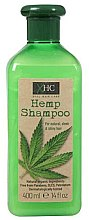 "Parfumuri și produse cosmetice Șampon ""Cânepă"" - Xpel Marketing Ltd Hair Care Hemp Shampoo"