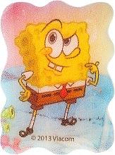 Parfumuri și produse cosmetice Burete de baie pentru copii, roz-albastru - Suavipiel Sponge Bob Bath Sponge