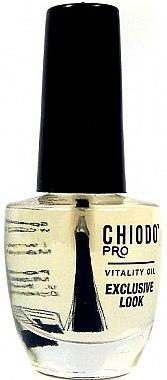 Ulei pentru cuticule - Chiodo Pro Vitality Oliwka Exclusive Look