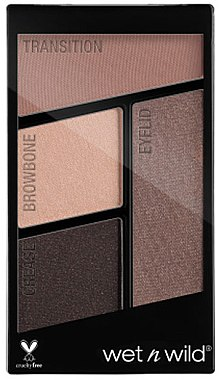 Paletă farduri de ochi - Wet N Wild Color Icon Eyeshadow Quad