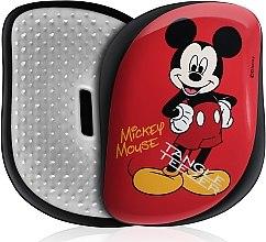 Parfumuri și produse cosmetice Perie de păr - Tangle Teezer Compact Styler Disney Mickey Mouse Red