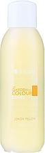 Parfumuri și produse cosmetice Degresant pentru unghii - Silcare The Garden of Colour Cleaner Lemon Yellow