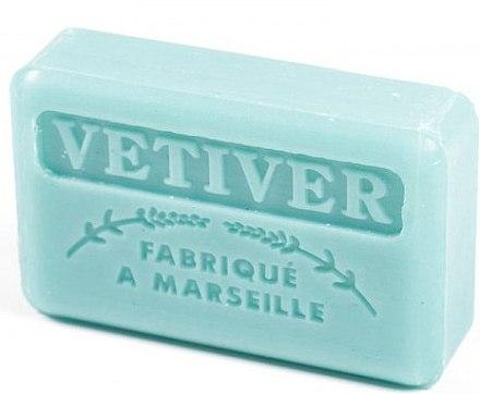 "Săpun de Marsilia ""Vetiver"" - Foufour Savonnette Marseillaise Vetiver — фото N3"