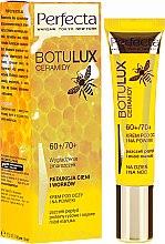 Parfumuri și produse cosmetice Cremă pentru zona ochilor - Perfecta Botulux Ceramidy 60+/70+