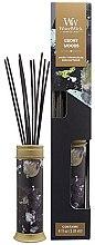 Parfumuri și produse cosmetice Difuzor Aromatic - WoodWick Reed Diffuser Ebony Woods