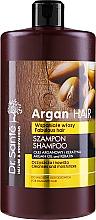 """Parfumuri și produse cosmetice Șampon de păr, cu ulei de argan și keratină """"Hidratant"""" - Dr. Sante Argan Hair"""