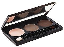 Parfumuri și produse cosmetice Paleta fard de sprâncene - Hean Paddle Eyebrow Professional Set