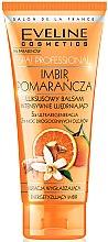Parfumuri și produse cosmetice Balsam cu efect de fermitate pentru corp, ghimbir, mandarină - Eveline Cosmetics Spa Prof