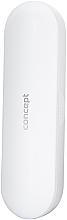 Parfumuri și produse cosmetice Casetă pentru periuţa de dinţi - Concept ZK0004 Toothbrush Travel Case
