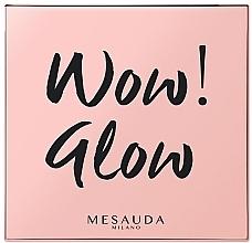 Parfumuri și produse cosmetice Iluminator pentru față - Mesauda Milano Wow! Glow Highlighters