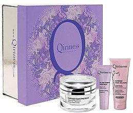 Parfumuri și produse cosmetice Set - Qiriness (cr/50ml + essence/10ml + h/cr/20ml)