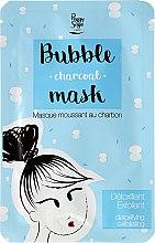 Parfumuri și produse cosmetice Mască de curățare pentru față - Peggy Sage Foaming Charcoal Fabric Mask