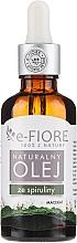Parfumuri și produse cosmetice Ulei de Spirulină - E-Flore Natural Oil