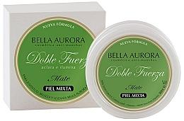 Parfumuri și produse cosmetice Крем двойного действия для комбинированной кожи лица - Bella Aurora Double Strength Anti-Stain Matte Cream
