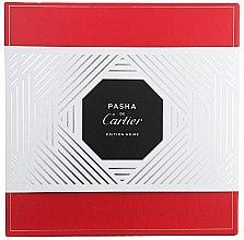 Cartier Pasha de Cartier Edition Noire - Set (edt/100ml + sh/gel/100ml)  — Imagine N2