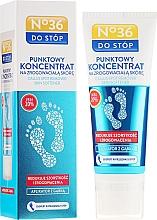 Parfumuri și produse cosmetice Concentrat pentru picioare - Pharma CF No.36 Callus Spot Remover Skin Softner