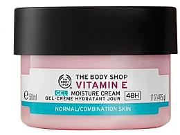 Parfumuri și produse cosmetice Cremă-gel hidratant - The Body Shop Vitamin E Gel Cream