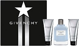 Parfumuri și produse cosmetice Givenchy Gentlemen Only - Set (edt/100ml + sh/gel/75ml + as/b/75ml)
