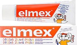 Parfumuri și produse cosmetice Pastă de dinți pentru copii - Elmex Childrens Toothpaste