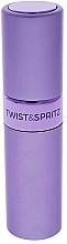 Parfumuri și produse cosmetice Atomizor - Travalo Twist & Spritz Light Purple